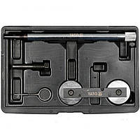 Набор ключей для блокировки распредвальных механизмов V.A.G. YATO YT-06017 MG