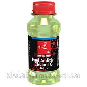 Топливная присадка NANOPROTEC CLEANER G на 50л бензин
