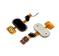Сенсорная кнопка для Meizu M3s мейзу черная