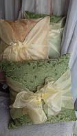 Декоративная подушка, чехол.