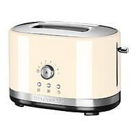 Тостер на 2 тоста KitchenAid кремовый 5KMT2216EAC