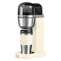 Кофеварка KitchenAid кремовая 5KCM0402EAC + персональная кружка 540 мл