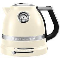 Электрический чайник КitchenАid 1.5 л кремовый 5KEK1522EAC, фото 1