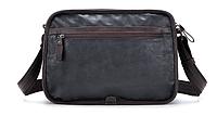 Мужская кожаная сумка. Модель 61287, фото 10