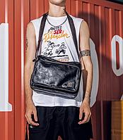 Мужская кожаная сумка. Модель 61287, фото 6