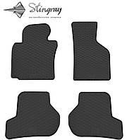 Seat Toledo III 2004-2012 Водительский коврик Черный в салон. Доставка по всей Украине. Оплата при получении