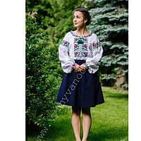 Жіноча вишиванка футболка в категории этническая одежда и обувь ... 701afece1c609