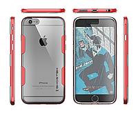 Чехол для iPhone 6/6s. Алюминий, силикон, защитное стекло. Качественный из США