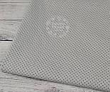 Бязь в мелкую серую клеточку №27а, фото 7