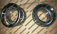 Подшипник LM67048 роликовый конический с обоймой LM67010 в сборе LM67048/10 з/ч подшипники 822-021 & 822-020