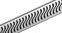 """Решетка для душевого канала ACO E-line """"Флаг"""" 700мм"""