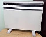 Конвектор электрический ЭКО-ОБОГРЕВ ЭКМТ с механическим термостатом, фото 2