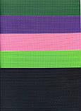 Бумага EVA FOAM - ПЛЕТЁНКА, А-4, 2 мм, 10 цветов, фото 4