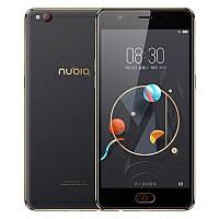 Смартфон ZTE Nubia M2 Lite 4/32Gb Black/Gold MediaTek Helio P10 MT6750 3000 мАч