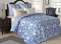 """Полуторный постельный комплект из бязи люкс """"Виола""""."""