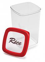 Контейнер для хранения Риса red 1.5л