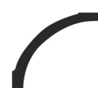 Плинтус потолочный Премьер Декор 68*68 ( PB 10)