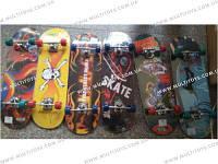 Скейт BT-YSB-0001 колеса PVC 70*20*1,1 подвеска 1,1см 6в.ш.к./6/