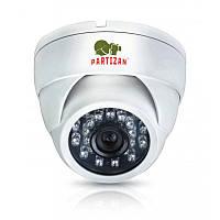 Partizan CDM-333H-IR купольная видеокамера