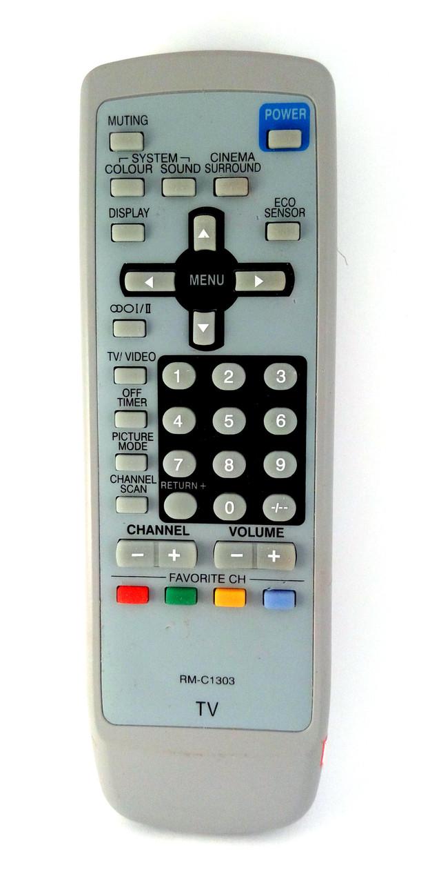Пульт ДУ для телевизоров JVC RM-C1303