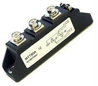 МТТ2-80-11  80A/1100V  Модуль тиристорный низкочастотный