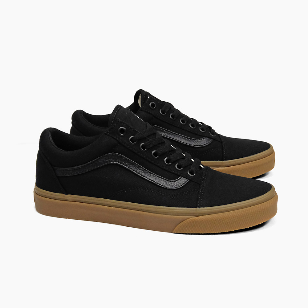 Кеди Vans Old Skool Gumsole Black