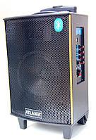 Акустическая система с микрофоном AT-Q7 (USB/Bluetooth/Аккумулятор)