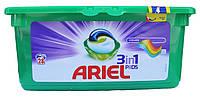 Ariel капсулы для стирки цветных вещей Color (28 шт.-28 ст.) Италия