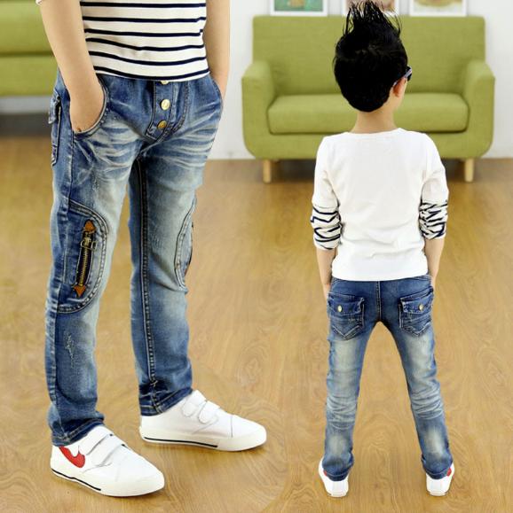 Стильні та модні джинси для хлопчиків   продажа 636a129da013f