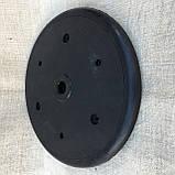 """Прикотуюче колесо в зборі ( диск поліамід) без підшипника  1"""" x 12"""",John Deere, Great Plains, Monosem, Kinze, , фото 4"""
