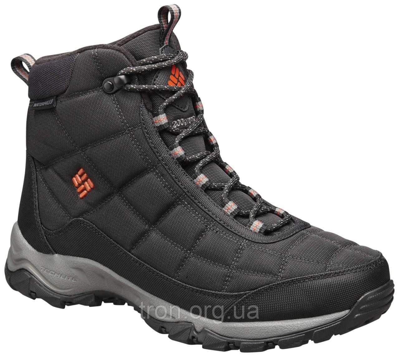 15f6038790437 Ботинки Мужские Columbia Firecamp Boot WP, цена 2 915 грн., купить в ...
