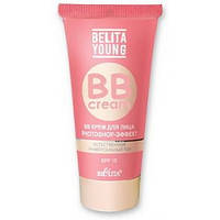 BB крем-корректор для лица Bielita Young Photoshop-Эффект (универсальный тон)