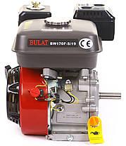 Двигатель бензиновый Bulat BW170F-S/19, фото 3