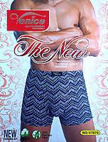 Мужские трусы - боксеры Venice, мужское белье в розницу и оптом. Размеры L - XXXL. Разные цвета.