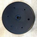 """Прикотуюче колесо в зборі ( диск поліпропілен ) без підшипника  1"""" x 12"""",John Deere, Great Plains, Monosem, K, фото 2"""
