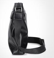 Мужская кожаная сумка. Модель 61290, фото 7