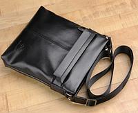 Мужская кожаная сумка. Модель 61290, фото 8