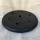 """Прикотуюче колесо в зборі ( диск поліпропілен ) без підшипника  1"""" x 12"""",John Deere, Great Plains, Monosem, K, фото 5"""