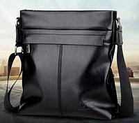 Мужская кожаная сумка. Модель 61290, фото 5