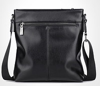 Мужская кожаная сумка. Модель 61290, фото 6
