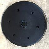 """Прикотуюче колесо в зборі ( диск поліпропілен ) без підшипника  1"""" x 12"""",John Deere, Great Plains, Monosem, K, фото 6"""