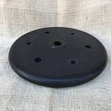 """Прикотуюче колесо в зборі ( диск поліамід ) без підшипника  1"""" x 12"""",John Deere, Great Plains, Monosem, K, фото 3"""