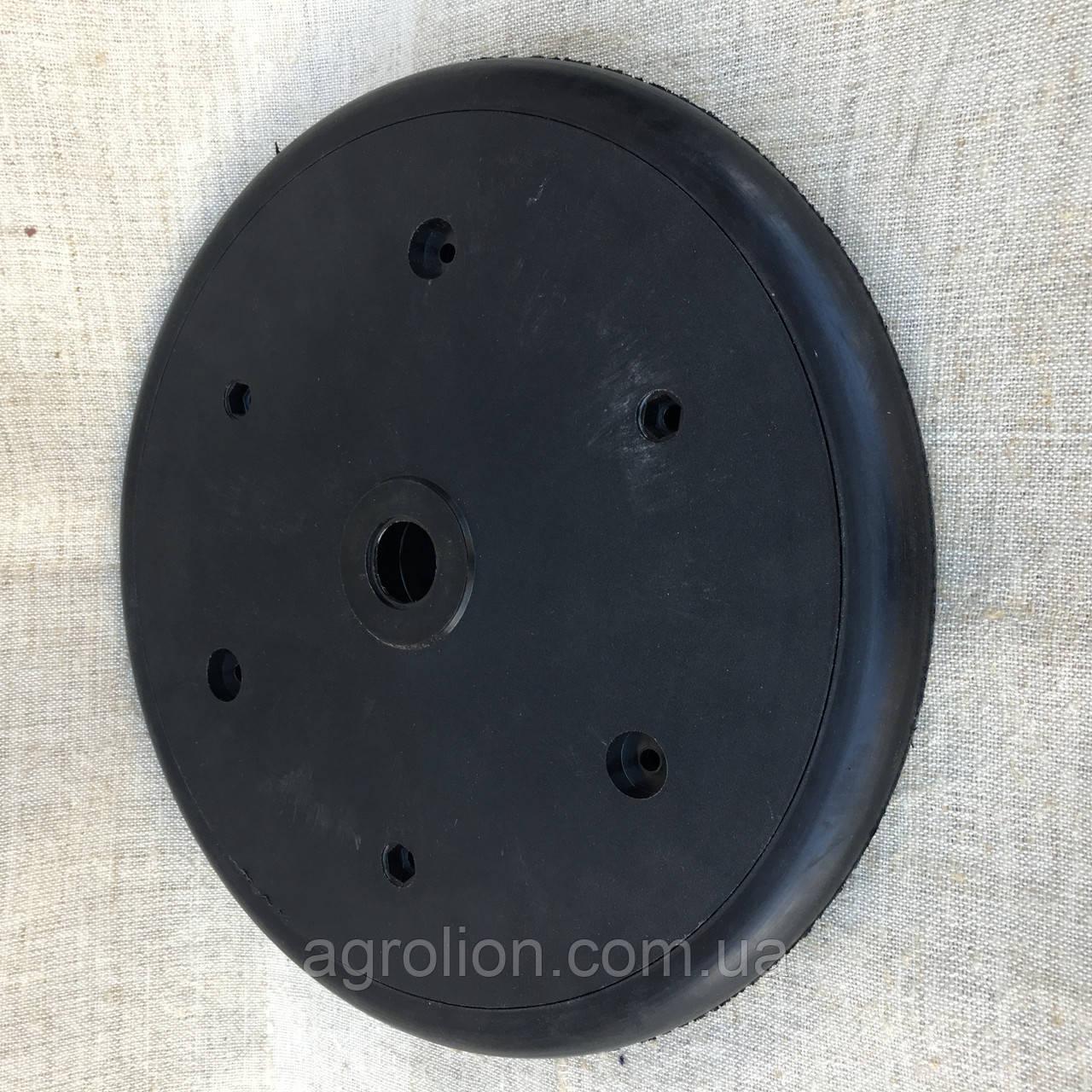 """Прикотуюче колесо в зборі ( диск поліамід ) без підшипника  1"""" x 12"""",John Deere, Great Plains, Monosem, K"""