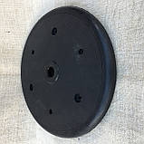 """Прикотуюче колесо в зборі ( диск поліамід ) без підшипника  1"""" x 12"""",John Deere, Great Plains, Monosem, K, фото 4"""