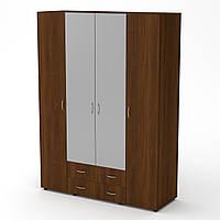 Шкаф-7 Компанит мебель для спальни лдсп