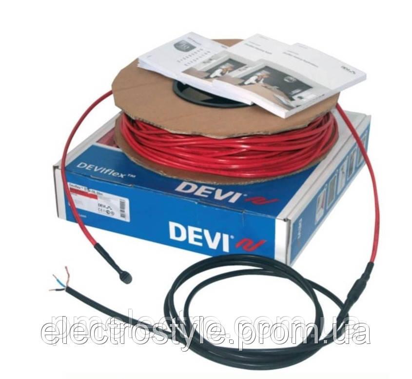 Нагревательный кабель  DEVIflex 18T 29м (490Вт)
