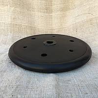 """Прикотуюче колесо в зборі ( диск поліпропілен ) безз підшипника  1"""" x 12"""",John Deere, Great Plains, Monosem, K, фото 1"""