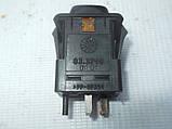 Выключатель обогрева заднего стекла ВАЗ 2108-09 Автоарматура 83.3710-04.04, фото 3
