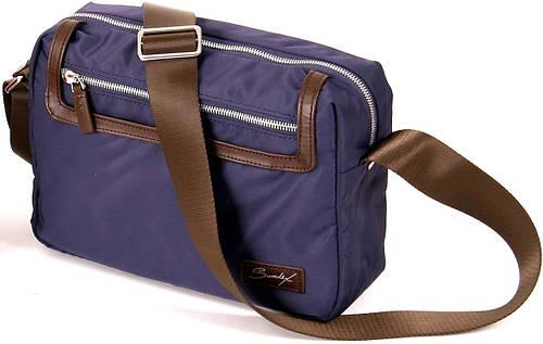 Городская женская сумка на плечо Sumdex NOA-706 сиреневая; красная