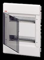Шкаф электрический встраиваемый 24 модуля ABB EUROPA, фото 1